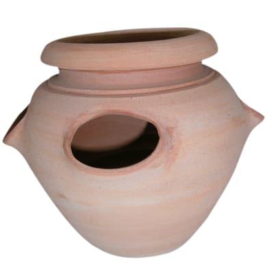 Orcio con tasche in terracotta H 25 cm, Ø 30 cm