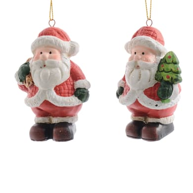 Babbo Natale , L 5 cm