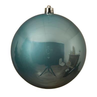 Sfera natalizia in plastica Ø 14 cm