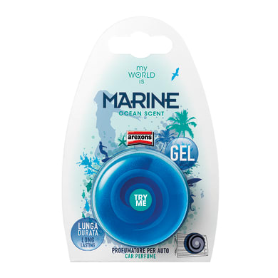 Deodorante acqua marina 10 ml