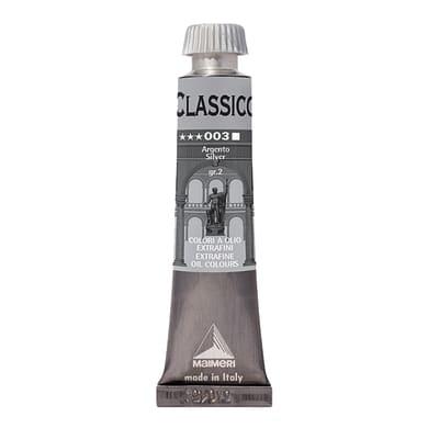 Additivo vernice MAIMERI olio classico 0.2 L argento