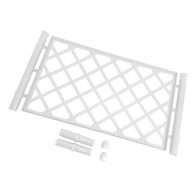 Traliccio fisso in polipropilene L 100 x H 57 cm, Sp 50 mm