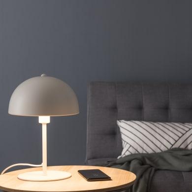Lampada da tavolo Design Sanya bianco , in metallo, INSPIRE