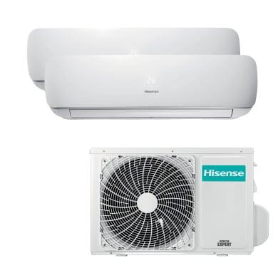 Climatizzatore dualsplit HISENSE Mini Apple Pie 12000 BTU