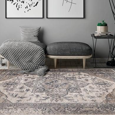 Tappeto Ohio B , grigio, 160x230 cm