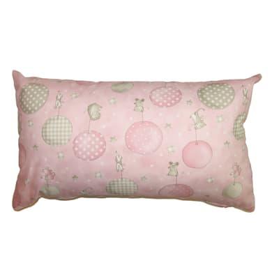 Cuscino Palloncino Rosa rosa 50x30 cm