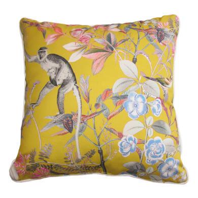 Cuscino Lemure multicolor 40x40 cm