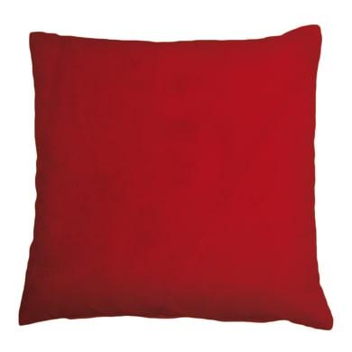 Cuscino Viki rosso rosso 42x42 cm