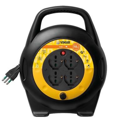 Avvolgicavo VIMAR OP32714 per uso domestico10 m