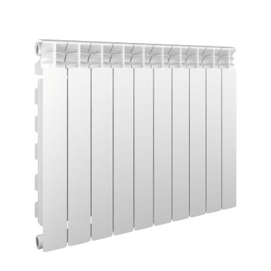 Radiatore acqua calda EQUATION Equation 600/100 10el in alluminio 10 elementi interasse 60 cm