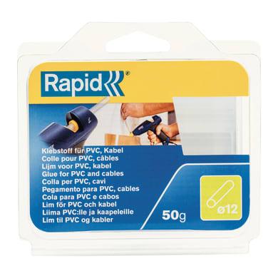 Stick di colla a caldo RAPID trasparente Ø 12 mm 50 g
