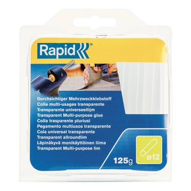 Stick di colla a caldo RAPID trasparente Ø 12 mm 125 g