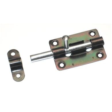Chiavistello sovrapposto STANDERS in acciaio L 36 x H 56 mm