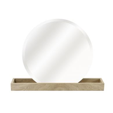 Specchio A parete tondo Dreamer 50x50 cm Ø 50 cm INSPIRE