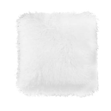 Cuscino INSPIRE Dolma bianco 45x45 cm