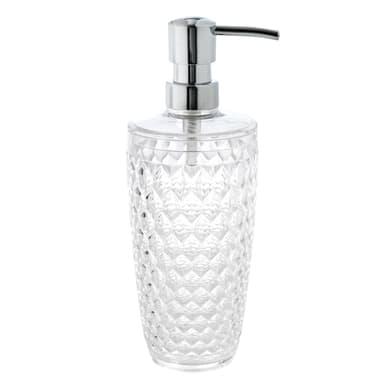 Dispenser sapone Shaker trasparente