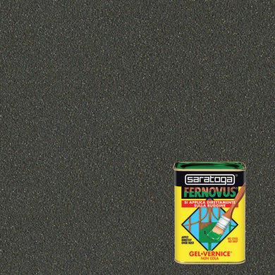 Smalto  antiruggine SARATOGA Fernovus grigio forgia 0.75 L