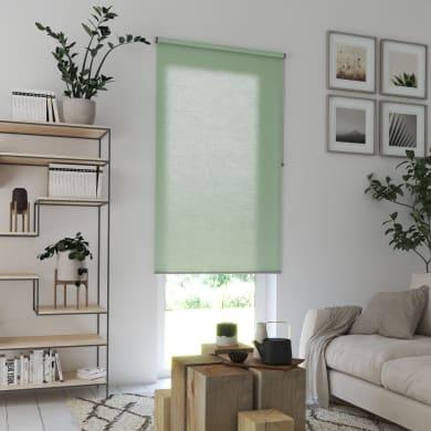 Tenda a rullo INSPIRE Madrid verde 120x250 cm