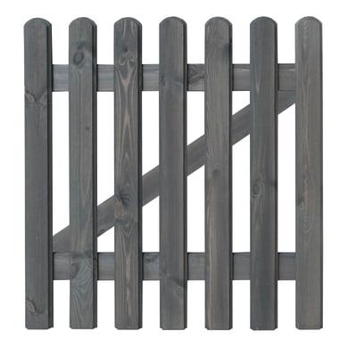 Cancelletto in legno L 1 x H 1 m