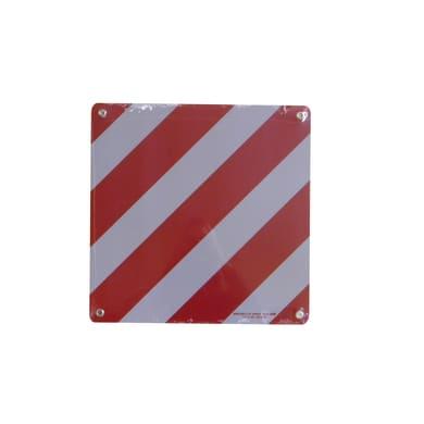 Cartello segnaletico Carichi sporgenti acciaio 50 x 50 cm