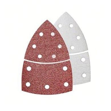 Set di fogli abrasivi BOSCH grana Assortita