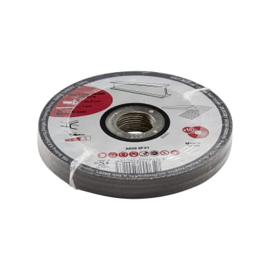 Ruota abrasiva per metallo Ø 115 mm