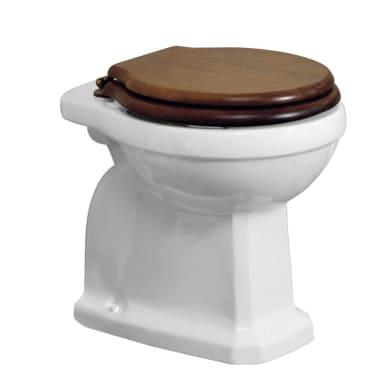 Vaso wc a pavimento giunone AZZURRA