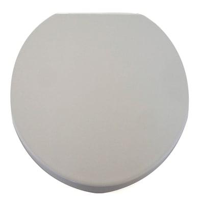 Copriwater ovale Originale per serie sanitari Remyx termoindurente bianco