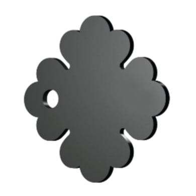 Elemento di fissaggio piastrine in ferro