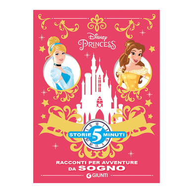 Libro Principesse, racconti per avventure da… Disney