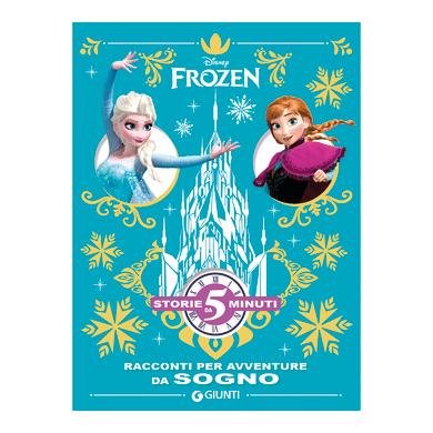 Libro Frozen, racconti per avventure da sogno Disney