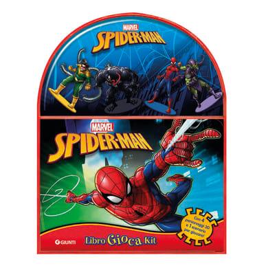 Libro Spiderman, libro giocakit Disney