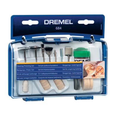 Set accessori miniutensili multiuso DREMEL , 52 pezzi