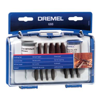 Set accessori miniutensili multiuso DREMEL , 69 pezzi
