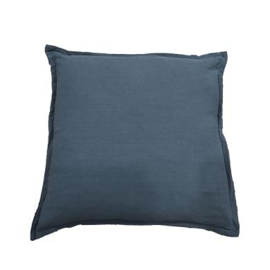 Cuscino INSPIRE Jeanne blu 50x50 cm