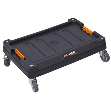 Cassetta attrezzi DEXTER PRO L 39.5 x H 17.5 cm, profondità 17.5 mm