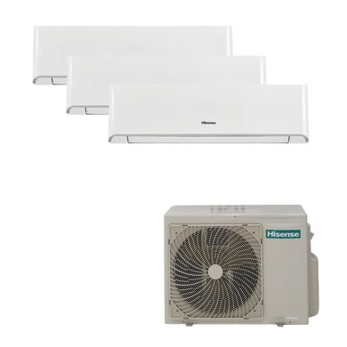 Climatizzatore trialsplit HISENSE Energy 21155 BTU