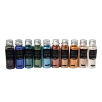 Colorante liquido Sahara multicolore kit con 10 colori