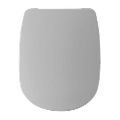 Copriwater rettangolare Rettangolare Dedicato per serie sanitari compatibile Tesi termoindurente bianco