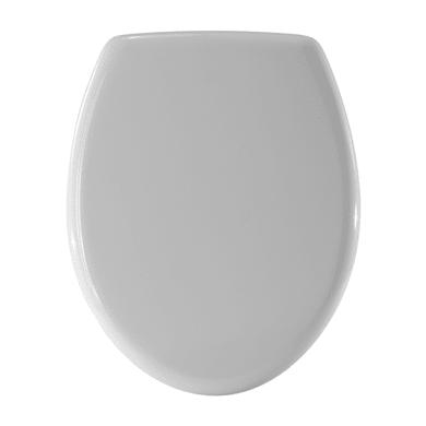 Copriwater ovale Dedicato per serie sanitari Compatibile Colibrì2 termoindurente bianco
