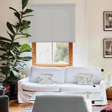 Tenda a rullo Future grigio chiaro 90 x 250 cm