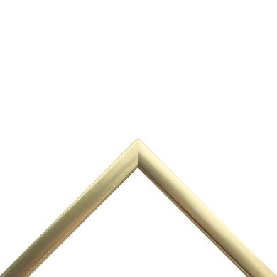 Cornice INSPIRE Glamour oro per foto da 21x29.7(A4) cm