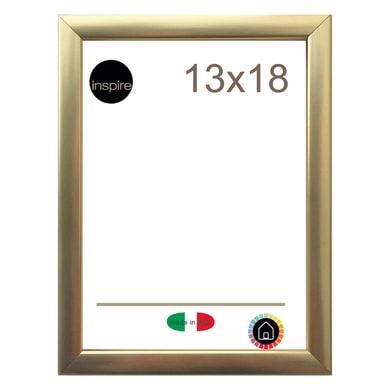 Cornice INSPIRE Glamour oro per foto da 13x18 cm