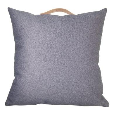 Cuscino Oslo grigio scuro grigio scuro 40x40 cm