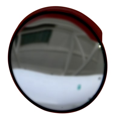 Specchio di sicurezza infrangibile Ø 60 cm