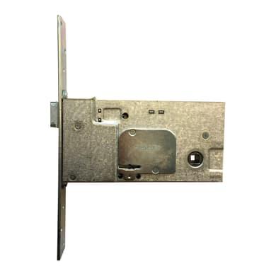 Serratura a incasso doppia mappa per porta d'accesso, entrata 7 cm, interasse 67 mm