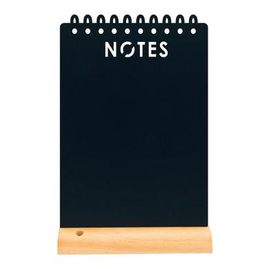 Lavagna Notes nero 21x36 cm