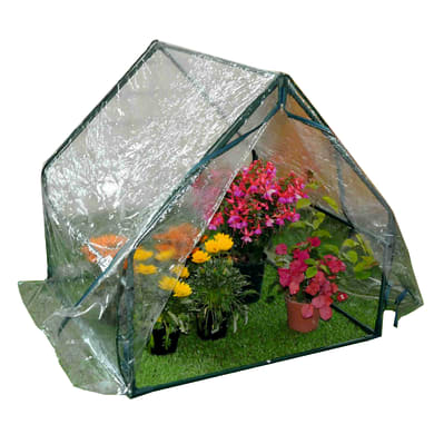 Serra da giardino MONDO VERDE Floral Miny L 92 x H 92 x P 92 cm