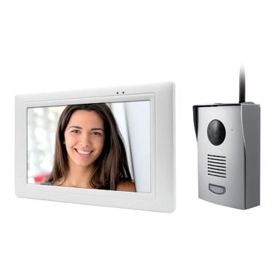 Videocitofono wireless monofamiliare  THOMSON 512268 2 fili