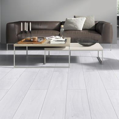 Pavimento laminato Hilton Sp 8 mm grigio / argento